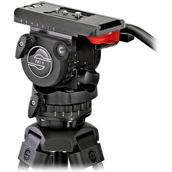 Rent Sachtler FSB-6T Fluid Head Tripod (Carbon Fiber Legs)