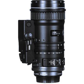 Rent Canon CN-E 18-80 Servo Zoom Lens