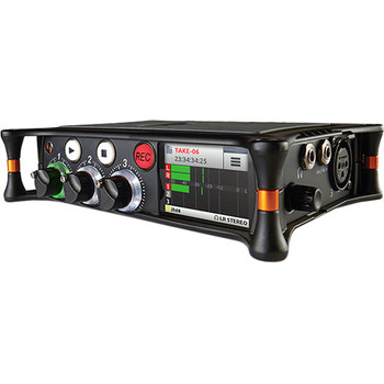 Rent Sound Devices MixPre-3 Audio Recorder / Mixer and USB Audio Interface