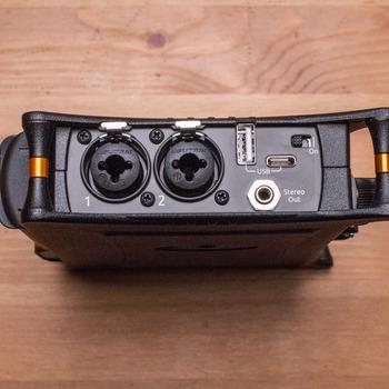 Rent Sound Devices MixPre-6 Audio Recorder/Mixer/Interface