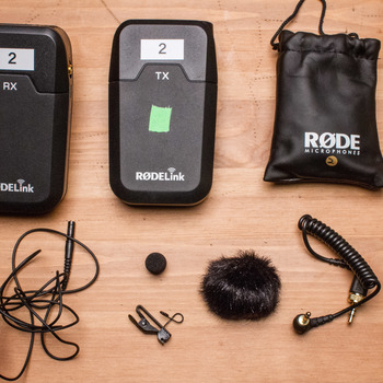 Rent Rodelink Wireless Lav Mic Kit (2 of 2)