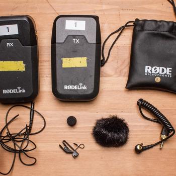 Rent Rodelink Wireless Lav Mic Kit (1 of 2)