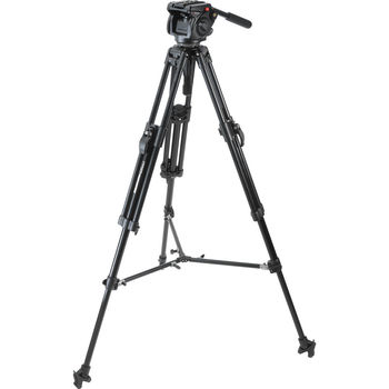 Rent Manfrotto 501HDV,351MVB2K 1-Stage Tripod