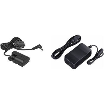 Rent Canon AC-E6N AC Adapter and DC Coupler DR-E6 Kit