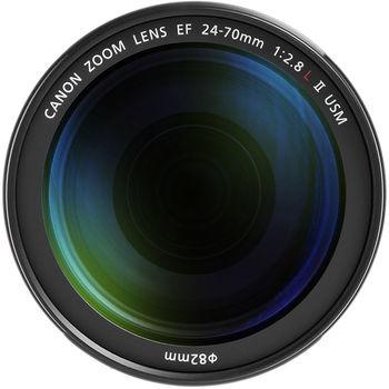 Rent Canon EF 24-70mm f/2.8L USM Autofocus Zoom Lens   Full-Frame EF L II USM (2002-2012)