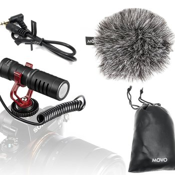 Rent Movo VXR10 Universal Video Microphone