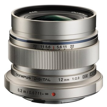 Rent Olympus 12mm f2.0 Micro Four Thirds Lens