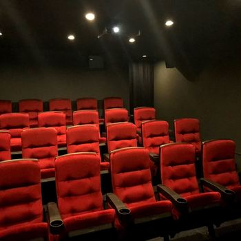 Rent Private Screening and Projection Room