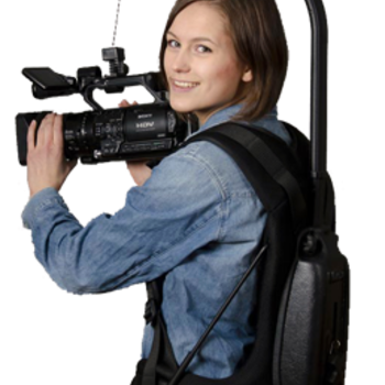 Rent easyrig mini with a carry-on