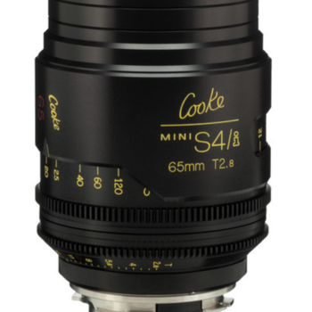 Rent Cooke Mini S4/i  65mm