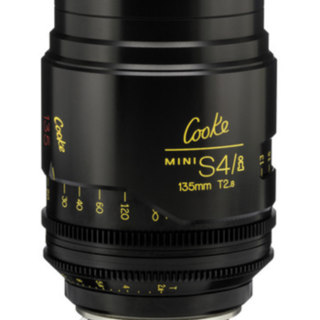 Rent COOKE 135MM T2.8 MINI S4 PL LENS