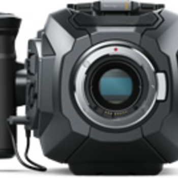 Rent Blackmagic URSA Mini Kit (inc. 4 lenses, wireless mics, zoom recorder, tripod, etc.)