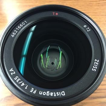 Rent Sony Distagon T* FE 35mm f/1.4 ZA Lens