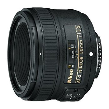 Rent Nikon AF-S FX NIKKOR 50mm f/1.8G Lens with Auto Focus for Nikon DSLR Cameras