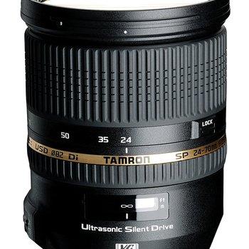 Rent Tamron SP 24-70mm Di VC USD Nikon Mount f/2.8