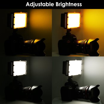 Rent Los Angeles › Lighting / Electric › LED LED Video Light dimmable Kit 2-pack