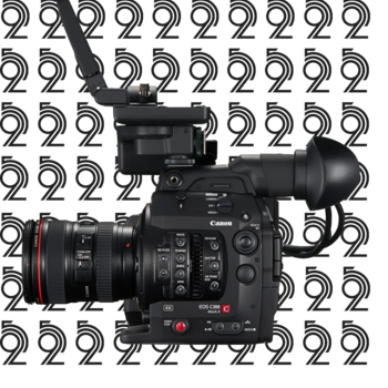 Rent Canon EOS C300 Mark II Kit + 24-105mm f/4 L IS USM