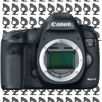 Rent Canon EOS 5D Mark III + (2) 32GB CF Cards