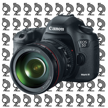 Rent Canon EOS 5D Mark III Kit + 17-40mm f/4L Lens