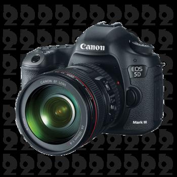 Rent Canon EOS 5D Mark III Kit + 50mm f/1.4 USM Lens