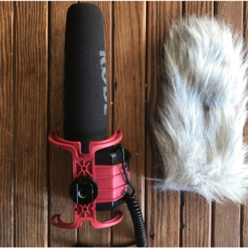 Rent Rode VideoMic w/ Dead Cat