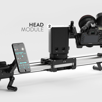 Rent Edelkrone Slider PLUS X Long & Motion Kit