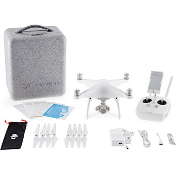Rent DJI Phantom 4 Quadcopter - KIT