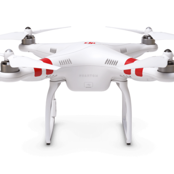 Rent DJI Phantom 4 with 3 batteries