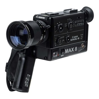 Rent Super 8 Camera: Max1014xls with Max 8 and Crystal Sync