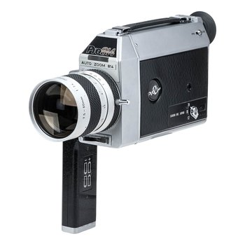 Rent Super 8 Camera: Pro814