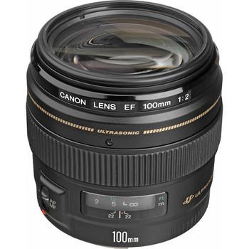 Rent Canon EF 100mm f/2 USM