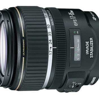 Rent Canon EFS 17-85 F4