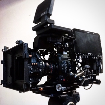 Rent Canon EOS C300 Mark II