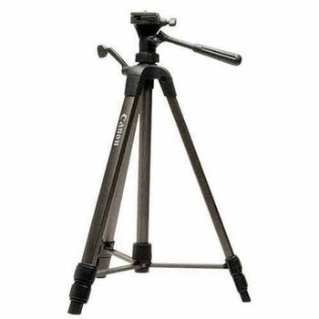 Rent Canon 62' Deluxe Photo/Video Tripod with 3-Way Panhead