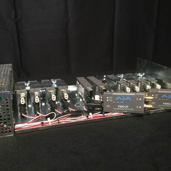 Rent AJA Mini Converter Rack Tray