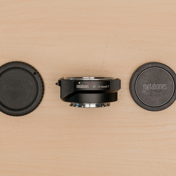 Rent Metabones EF - E Mount Smart Adapter IV