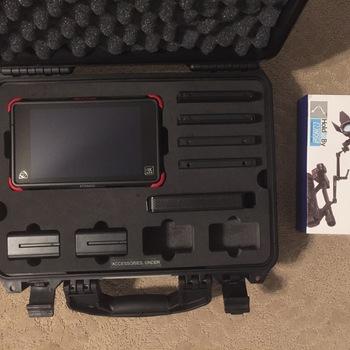 Rent COMPLETE Atomos Ninja Flame + Accessories Kit