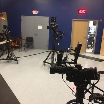 Rent Community Access Television Station Studio
