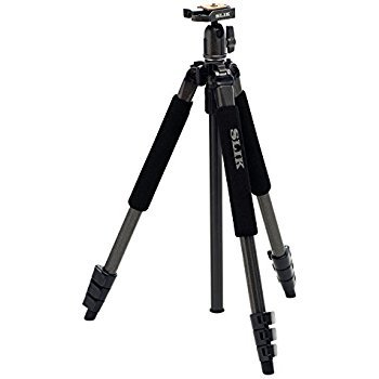 Rent Slik Tripod Pro 340DX with 3-Way Pan/Tilt Head