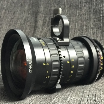 Rent Angenieux 16-40 4K T2.8 Light Weight Zoom