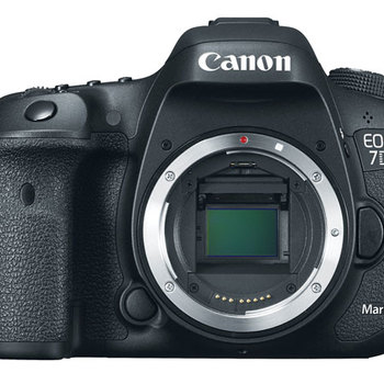 Rent Canon 7D II with a battery grip and 3 batteries!!
