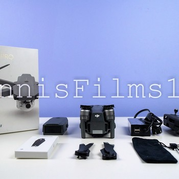 Rent DJI Mavic Pro Drone • Accessories
