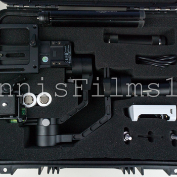Rent Zhiyun Crane v2 Camera Gimbal • Accessories