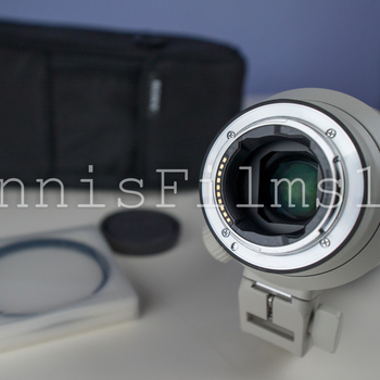 Rent Sony FE 70-200mm f/2.8 GM OSS • 77mm Filter