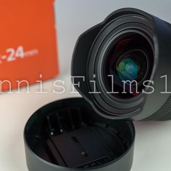 Rent Sony FE 12-24mm f/4 G Lens