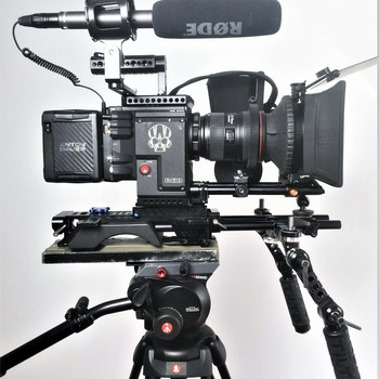 Rent RED Epic-W EF Mount Production Package