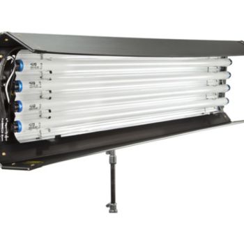 Rent 4ft 4 Bank Kino Flo Fixture & Ballast (Tungsten and Daylight bulbs)
