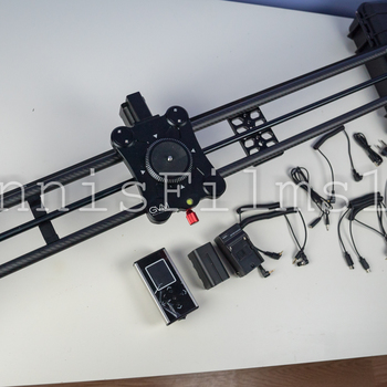 Rent Motorized Camera Slider • GVM 48""