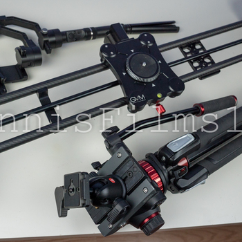 Rent Motorized Slider +• Manfrotto Tripod • Zhiyun Crane v2