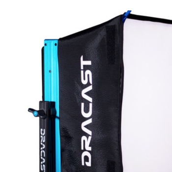 Rent 1x1 Dracast LED Plus Bi Color 1000 with optional soft box